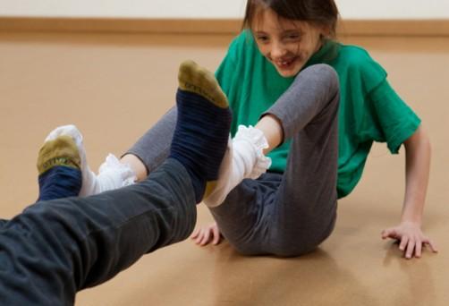 Lezioni di movimento per bambini e genitori – Feldenkrais