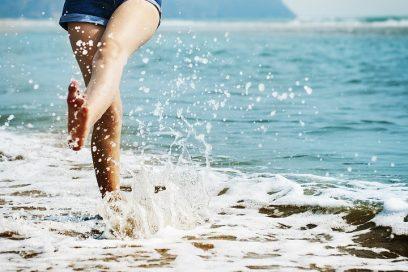 Camminare o correre è una naturale necessità dell'essere umano.