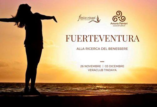 Fuerteventura: alla ricerca del benessere con il Feldenkrais.